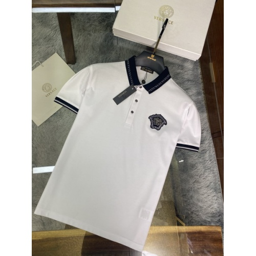 Versace T-Shirts Short Sleeved For Men #846020