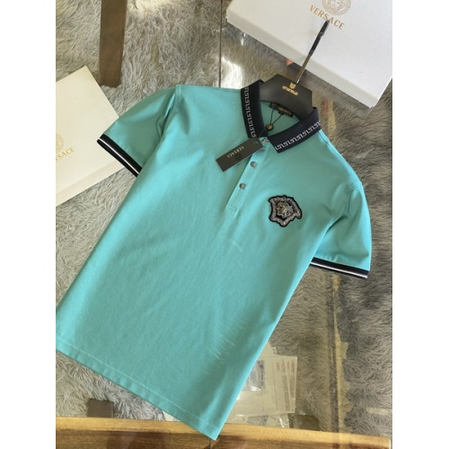 Versace T-Shirts Short Sleeved For Men #846021