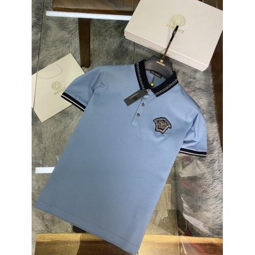 Versace T-Shirts Short Sleeved For Men #846022