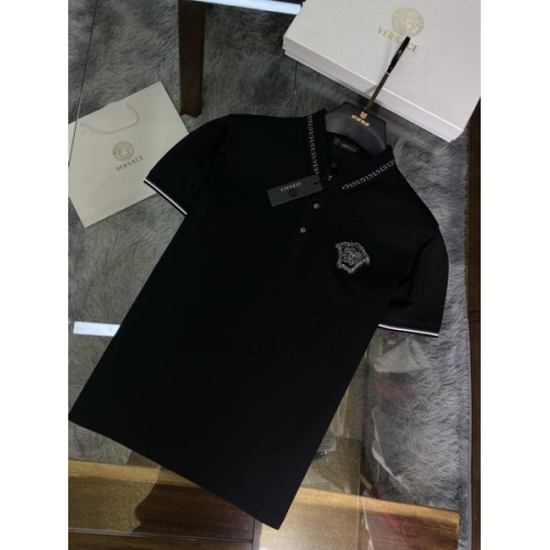 Versace T-Shirts Short Sleeved For Men #846023