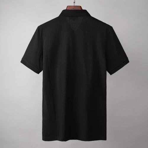 Replica Fendi T-Shirts Short Sleeved For Men #846038 $41.00 USD for Wholesale