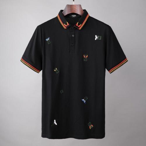 Fendi T-Shirts Short Sleeved For Men #846040