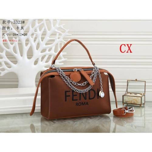 Fendi Messenger Bags For Women #846120