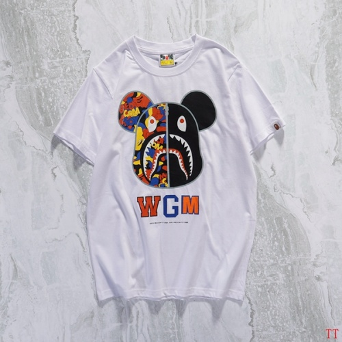 Bape T-Shirts Short Sleeved For Men #846193