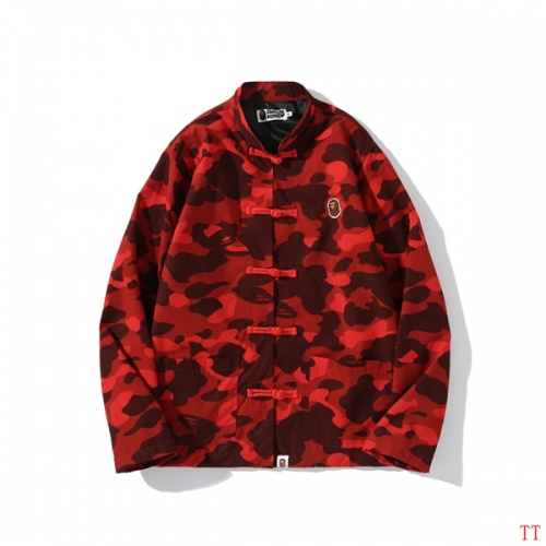 Bape Jackets Long Sleeved For Men #846244