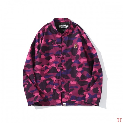 Bape Jackets Long Sleeved For Men #846246