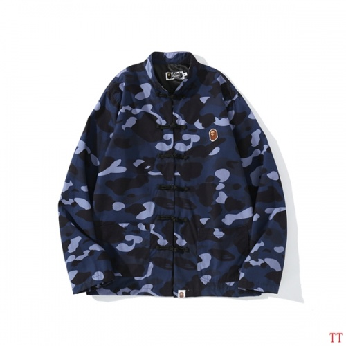 Bape Jackets Long Sleeved For Men #846247