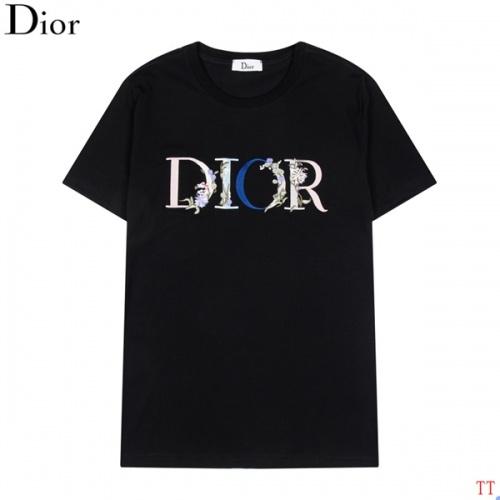 Christian Dior T-Shirts Short Sleeved For Men #846259