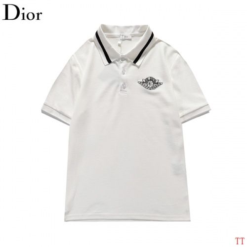 Christian Dior T-Shirts Short Sleeved For Men #846266
