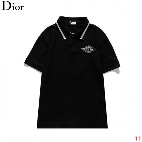 Christian Dior T-Shirts Short Sleeved For Men #846267