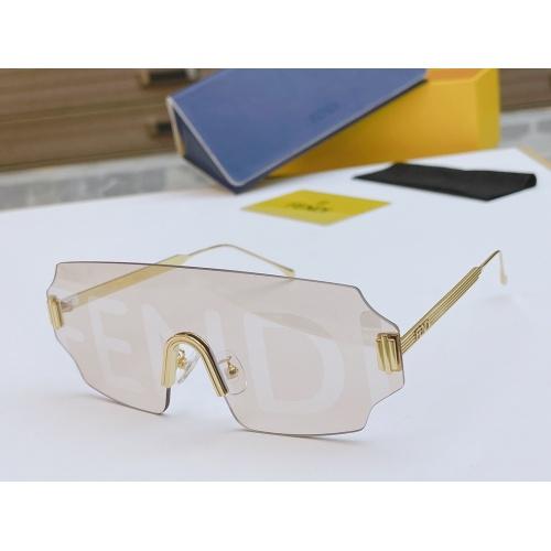 Fendi AAA Quality Sunglasses #846271