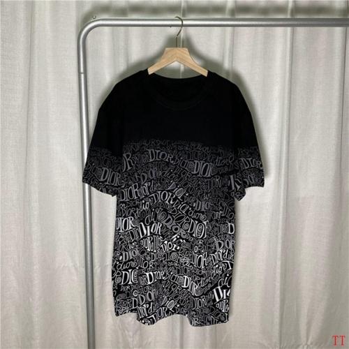 Christian Dior T-Shirts Short Sleeved For Men #846283