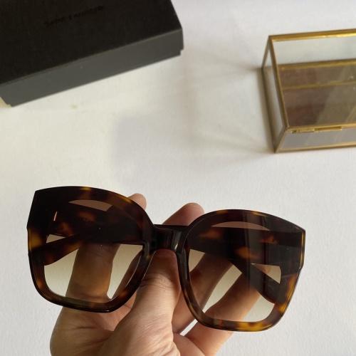 Yves Saint Laurent YSL AAA Quality Sunglassses #846287
