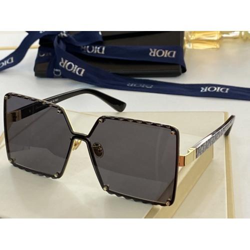 Christian Dior AAA Quality Sunglasses #846290