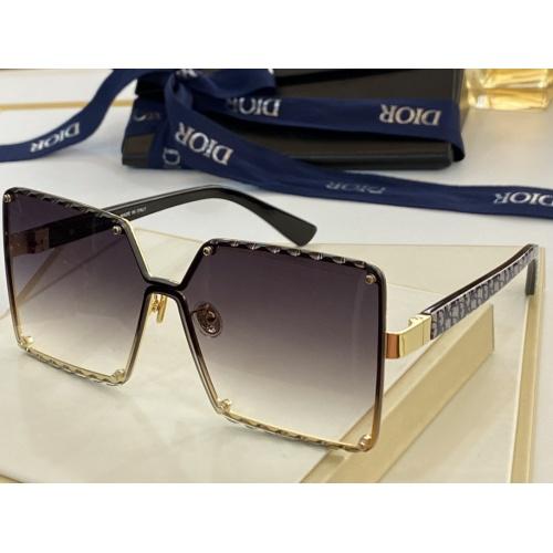 Christian Dior AAA Quality Sunglasses #846291