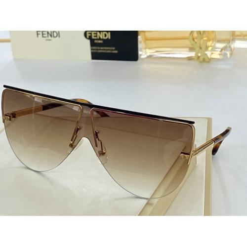 Fendi AAA Quality Sunglasses #846314