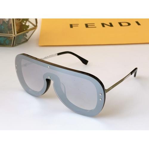 Fendi AAA Quality Sunglasses #846320