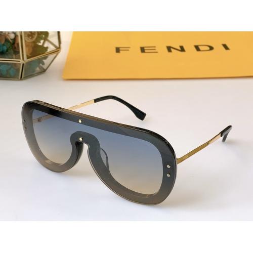 Fendi AAA Quality Sunglasses #846324