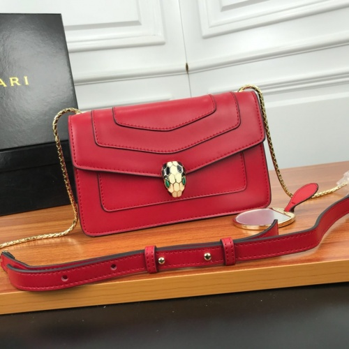 Bvlgari AAA Messenger Bags For Women #846356