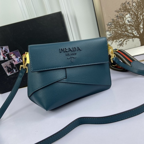 Prada AAA Quality Messeger Bags For Women #846434
