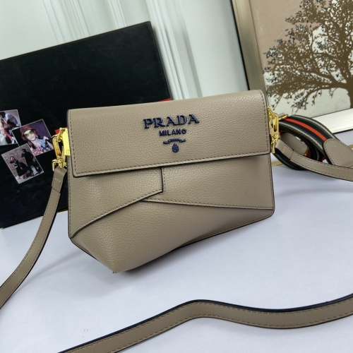 Prada AAA Quality Messeger Bags For Women #846435