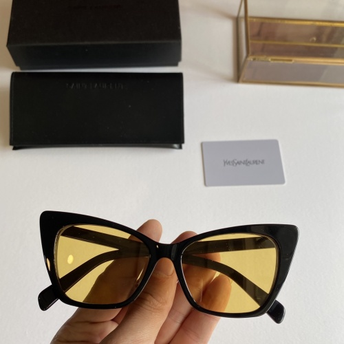 Yves Saint Laurent YSL AAA Quality Sunglassses #846447