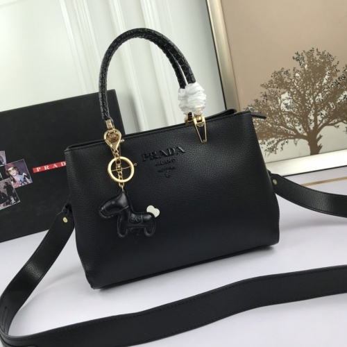 Prada AAA Quality Messeger Bags For Women #846468