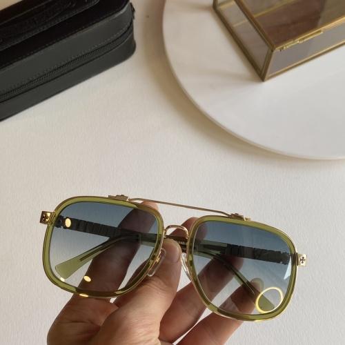 Chrome Hearts AAA Quality Sunglasses #846476