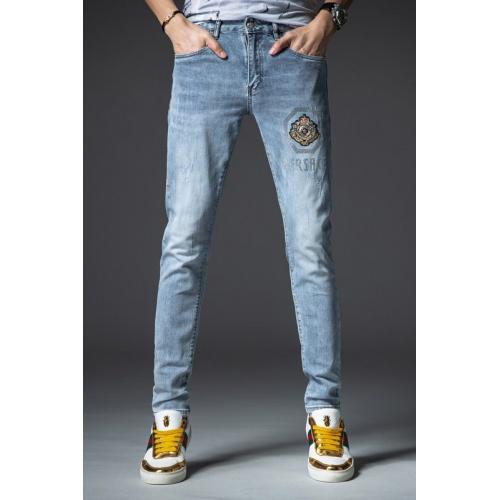 Versace Jeans For Men #846495 $48.00, Wholesale Replica Versace Jeans