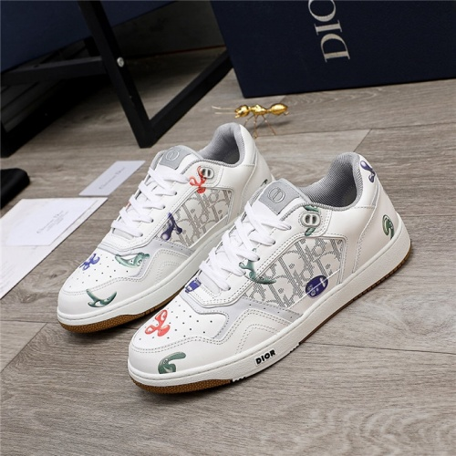 Christian Dior Casual Shoes For Men #846566