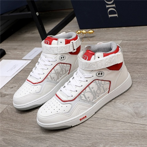 Christian Dior High Tops Shoes For Men #846567