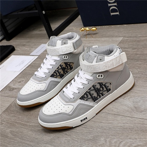 Christian Dior High Tops Shoes For Men #846568
