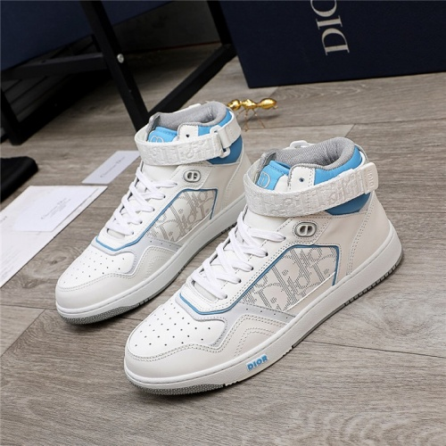 Christian Dior High Tops Shoes For Men #846570