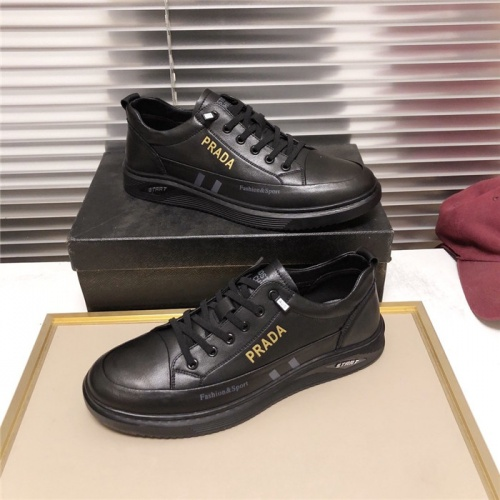 Prada Casual Shoes For Men #846575