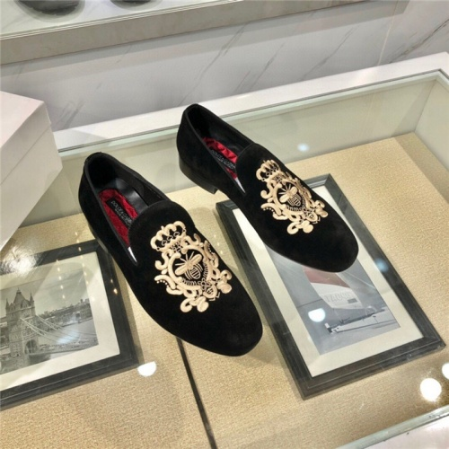 Dolce & Gabbana D&G Casual Shoes For Men #846581