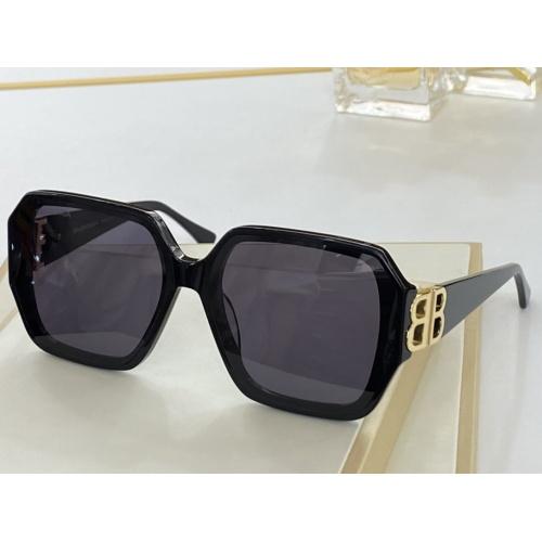 Balenciaga AAA Quality Sunglasses #846594