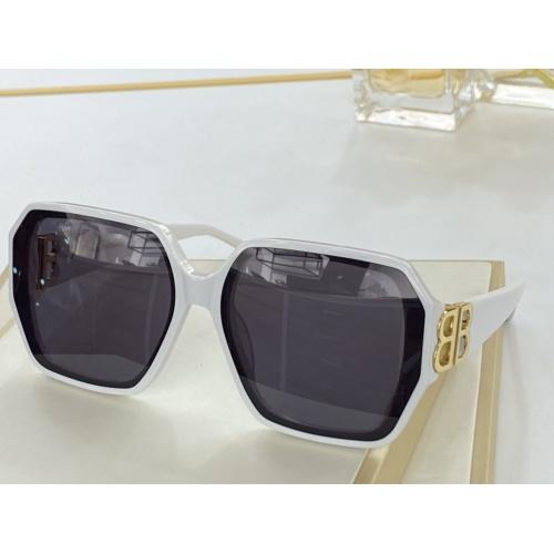 Balenciaga AAA Quality Sunglasses #846595
