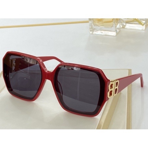 Balenciaga AAA Quality Sunglasses #846596 $60.00, Wholesale Replica Balenciaga AAA Sunglasses