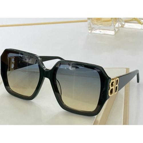 Balenciaga AAA Quality Sunglasses #846598