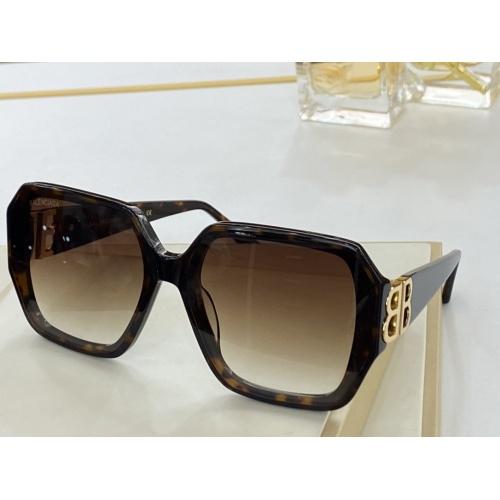 Balenciaga AAA Quality Sunglasses #846599