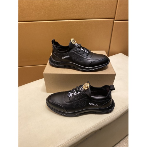 Versace Casual Shoes For Men #846600
