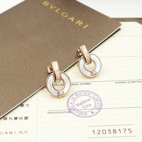 Bvlgari Earrings For Women #846626