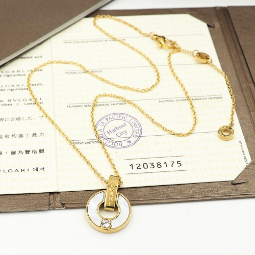 Bvlgari Necklaces For Women #846665