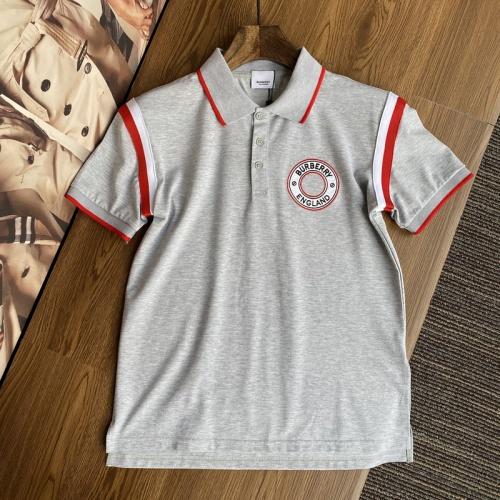 Burberry T-Shirts Short Sleeved For Men #846702