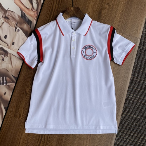 Burberry T-Shirts Short Sleeved For Men #846703