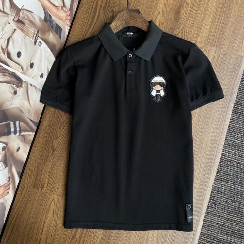 Fendi T-Shirts Short Sleeved For Men #846717