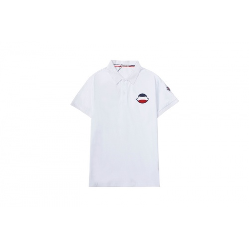 Moncler T-Shirts Short Sleeved For Men #846723