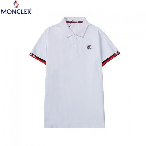 Moncler T-Shirts Short Sleeved For Men #846724