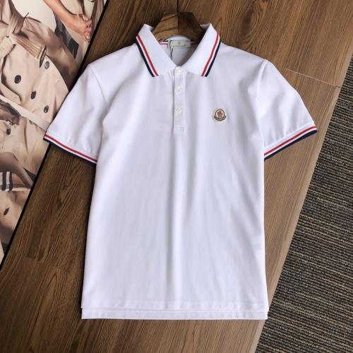 Moncler T-Shirts Short Sleeved For Men #846731