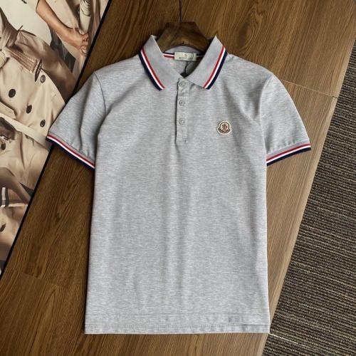 Moncler T-Shirts Short Sleeved For Men #846733